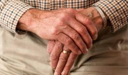 man-hands-waiting-senior-\What You Need to Know About the Nursing Home Rating System